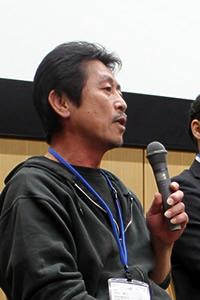 坂本康之さん(夢古道おわせ 店長)