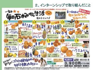 東紀州長期インターンシップ経験者プレゼンテーション(松尾早希子)