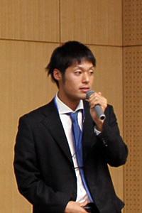 立花圭さん(紀北町観光協会)