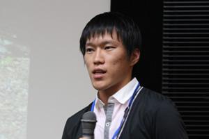 氏原翔平さん(名城大学4年生)
